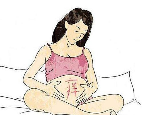 孕期妊娠纹痒-如何缓解妊娠纹痒-18金宝搏官网提醒切勿抓挠.jpg