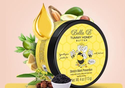 小蜜蜂不仅可以预防妊娠纹,还可以缓解妊娠纹痒的症状.jpg