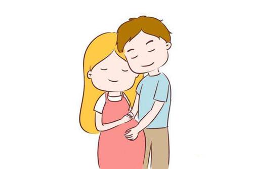 老婆怀孕了,作为准爸爸应给予更多的陪伴和爱.jpg