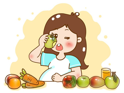 孕期科普:怀孕期间吃的越多越好吗?.jpg