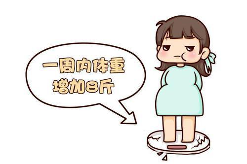 孕期体重增长取决于自身体脂.jpg