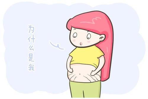孕期正确涂抹妊娠纹产品可以起到预防和减少妊娠纹的作用.jpg